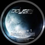Label Artwork for Phaze 1 Remix